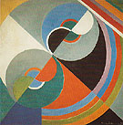 Rhythm Colour 1938 - Sonia Delaunay