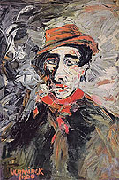 Man with the Pipe 1900 - Maurice de Vlaminck