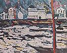 Reflections of Sunlight 1907 - Maurice de Vlaminck