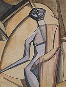 The Celibate 1909 - Percy Wyndham Lewis