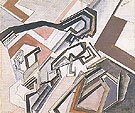 Planners A Happy Day 1913 - Percy Wyndham Lewis