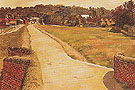 Cookham Moor 1937 - Stanley Spencer