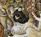 Sarah Tubb and the Heavenly Visitors 1933 - Stanley Spencer