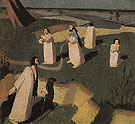 Arriving in Heaven 1911 - John Donne reproduction oil painting