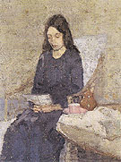 The Convalescent c1918 - John Gwen