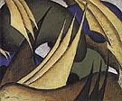 Sails c1911 - Arthur Dove reproduction oil painting