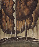 Thunderstorm 1921 - Arthur Dove reproduction oil painting