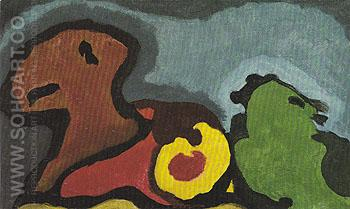 Autumn 1935 - Arthur Dove reproduction oil painting