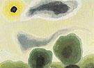 Naples Yellow Morning 1935 - Arthur Dove