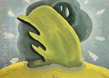 Summer 1935 - Arthur Dove reproduction oil painting