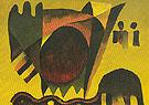 Indian Summer 1941 - Arthur Dove