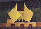 The Brothers No I 1941 - Arthur Dove reproduction oil painting