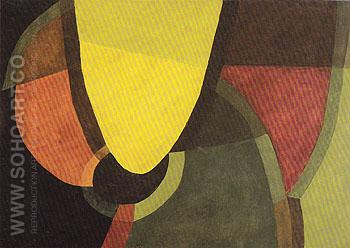 Parabola 1942 - Arthur Dove reproduction oil painting
