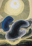 Partly Cloudy 1942 - Arthur Dove