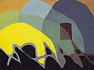 Dancing Willows 1943 - Arthur Dove