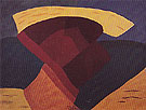 The Other Side 1944 - Arthur Dove reproduction oil painting