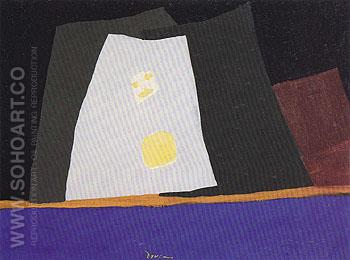 Flat Surfaces 1946 - Arthur Dove reproduction oil painting