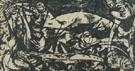 Number 14 1951 - Jackson Pollock