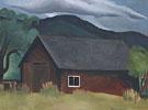 My Shanty Lake George 1922 - Georgia O'Keeffe