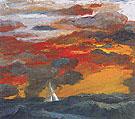 Seascape 1967 - Elmer Bischoff