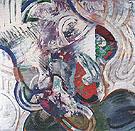 Number 104 1987 - Elmer Bischoff