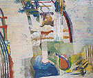 Number 113 1988 - Elmer Bischoff reproduction oil painting