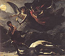 Justice and Divine Vengeance Pursuing Crime c1804 - Pierre Paul Prudhon