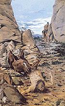 The Dying Centaur 1909 - Giorgio de Chirico