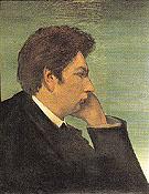 Self Portrait 1911 - Giorgio de Chirico