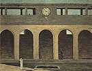 The Enigma of the Hour c1910 - Giorgio de Chirico