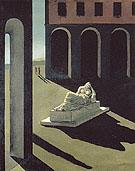 Solitude 1912 - Giorgio de Chirico