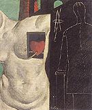 Ill Be There The Glass Dog 1914 - Giorgio de Chirico