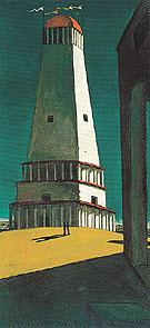 The Nostalgia of the Infinite 1912 - Giorgio de Chirico