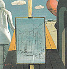 The Double Dream of Spring 1915 - Giorgio de Chirico