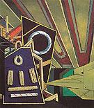 The Revolt of the Sage 1916 - Giorgio de Chirico