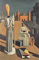 The Disquieting Muses 1918 - Giorgio de Chirico