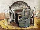 Furniture in the Valley 1927 - Giorgio de Chirico reproduction oil painting