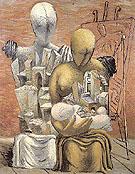 The Painters Family 1926 - Giorgio de Chirico