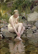Dagmar - Anders Zorn reproduction oil painting