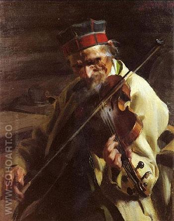 Hins Anders - Anders Zorn reproduction oil painting