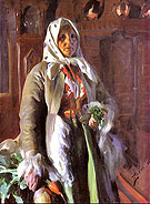 Mona 1898 - Anders Zorn reproduction oil painting
