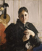 Mrs John Crosby Brown c1900 - Anders Zorn