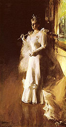 Mrs Potter Palmer - Anders Zorn reproduction oil painting