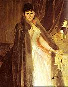 Mrs Symons - Anders Zorn