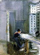 Wallpaper Factory - Anders Zorn reproduction oil painting