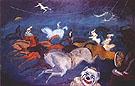 Chariot Race 1933 - Milton Avery
