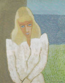 March in White 1945 - Milton Avery