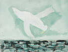 Bird Choppy Water 1960 - Milton Avery