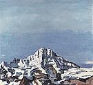 Breithorn 1911 - Ferdinand Hodler reproduction oil painting