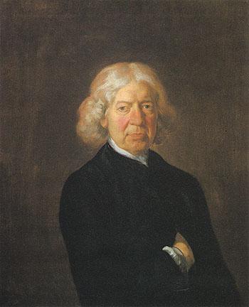 John Kirby 1752 - Thomas Gainsborough reproduction oil painting